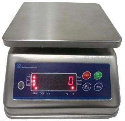 VMC VWP Portable Water-Proof Scale IP – 68